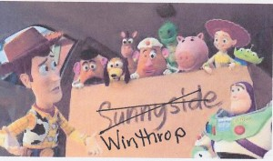 Winthrop Toy Sale